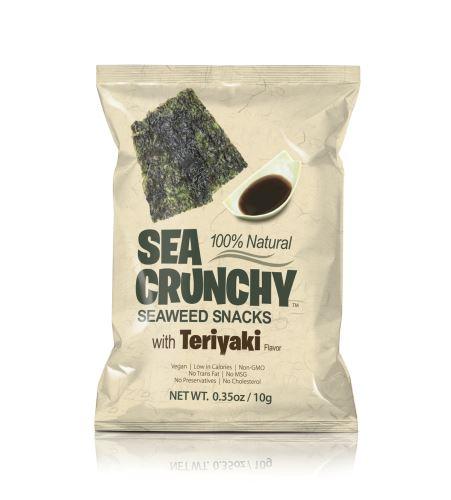 Sea Crunchy Snack se sójovou omáčkou 10 g