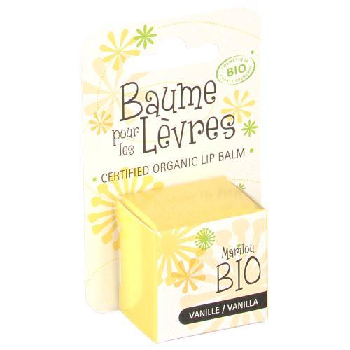 Balzám na rty vanilka Marilou BIO 5 ml