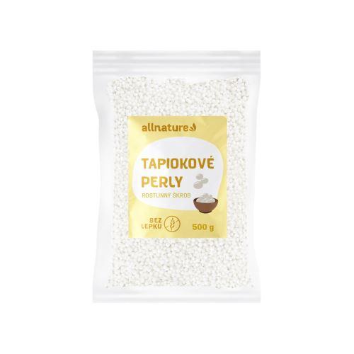 Allnature Tapiokové perly 500 g
