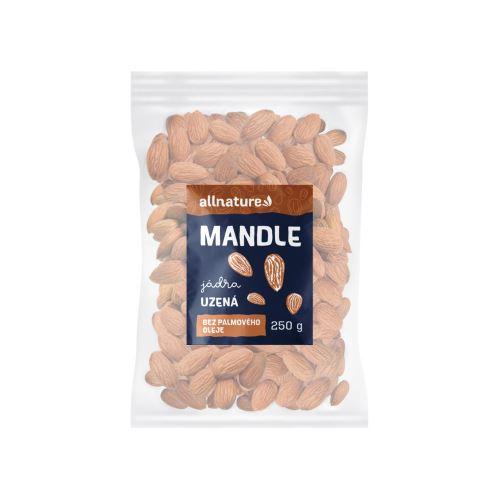 Allnature Mandle uzené 250 g