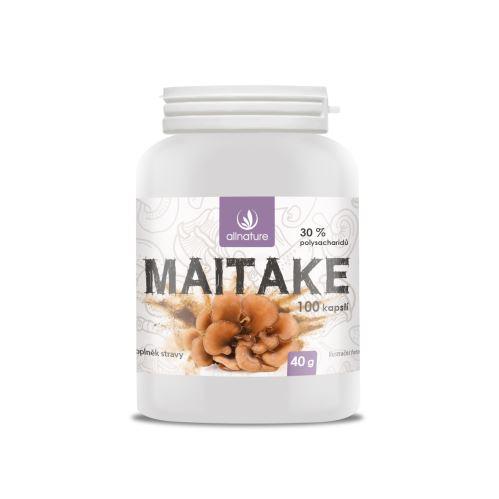 Allnature Maitake kapsle 100 cps.
