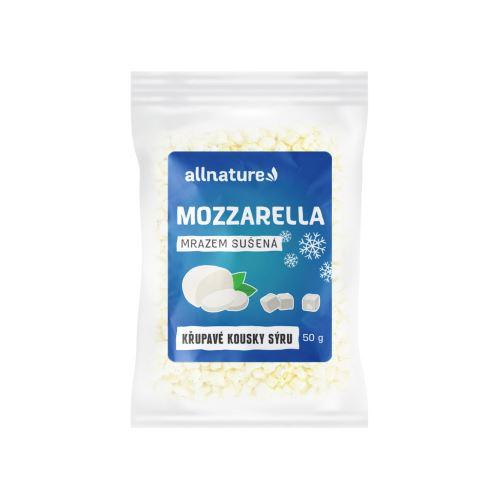 Allnature Mozzarella sušená mrazem 50 g
