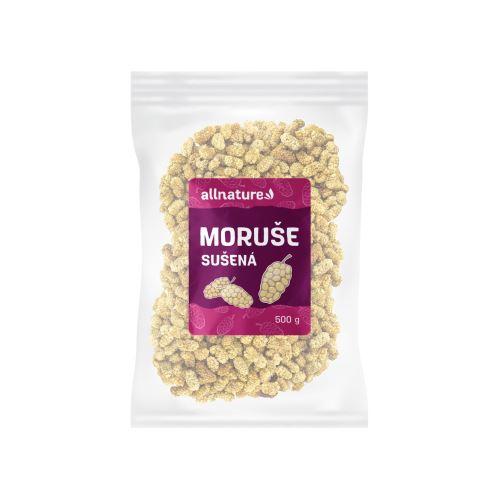 Allnature Moruše sušená 500 g