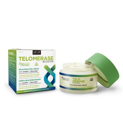 Diet Esthetic - Telomerase Booster - Omlazující pleťový krém proti vráskám 50 ml
