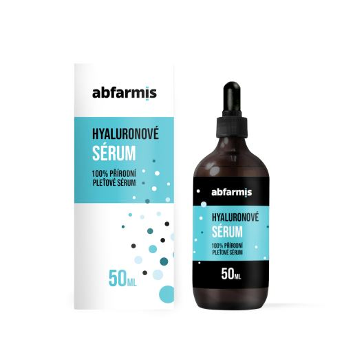 Abfarmis Hyaluronové sérum 50 ml