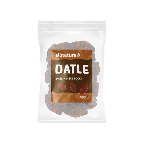 Allnature Datle vypeckované 500 g