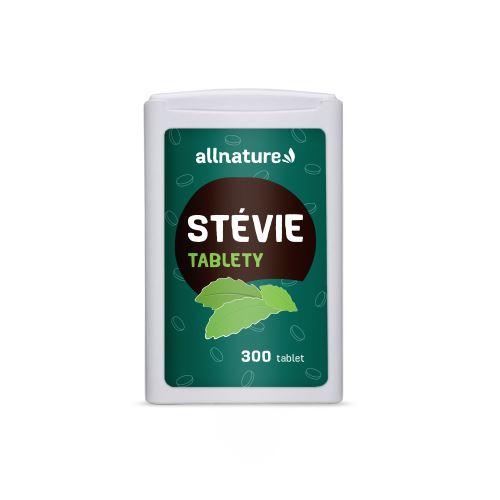 Allnature Stévie tablety 300 ks