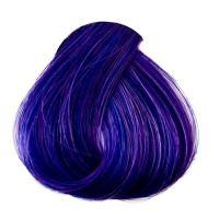Directions Neon Blue polopermanentní barva na vlasy - neonová modrofialová 88 ml
