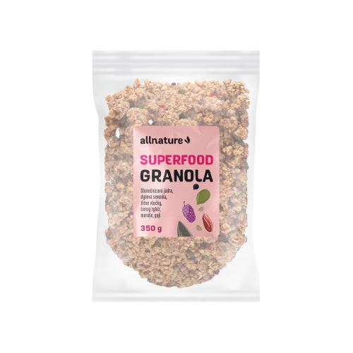 Allnature Superfood Granola 350 g