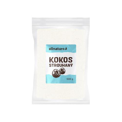 Allnature Kokos strouhaný 500 g