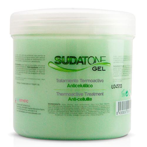 Diet Esthetic Sudatone hřejivý gel proti celulitidě 500 ml
