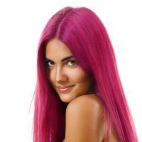 Directions Carnation Pink polopermanentní barva na vlasy - karafiátová růžová 88 ml