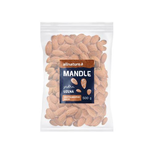 Allnature Mandle uzené 500 g