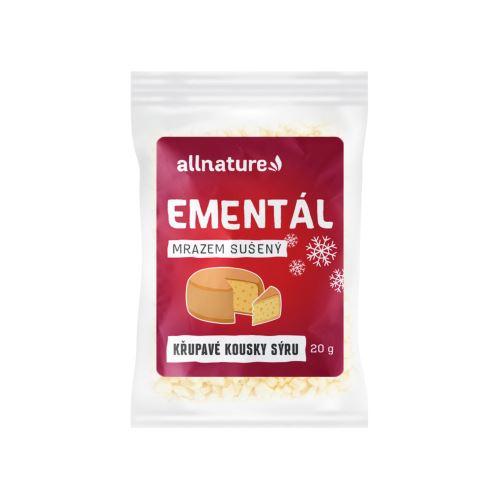 Allnature Emmental sušený mrazem 20 g