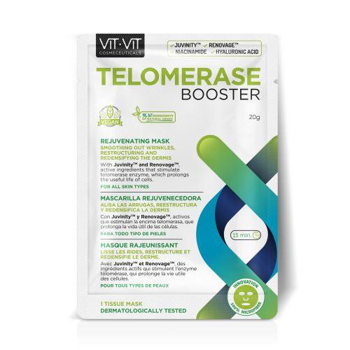 Diet Esthetic Telomerase Booster - Omlazující pleťová maska proti vráskám 20 g