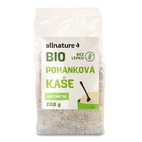 Allnature Pohanková kaše bez lepku 200 g