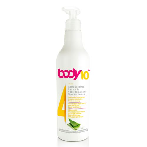 Tělové mléko po depilaci Body 10 Diet Esthetic 500 ml